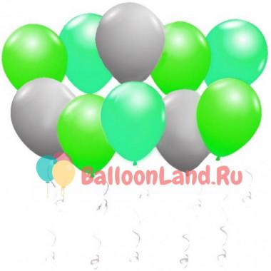 Воздушные шары Настроение - Весна