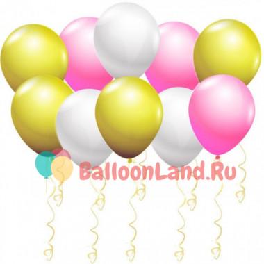 Воздушные шары Нежная Фантазия
