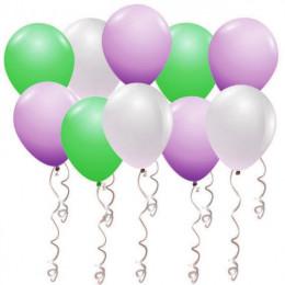 Воздушные шары Нежность