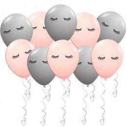 Воздушные шары С наклейкой соня