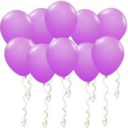 Воздушные шары Сиреневые