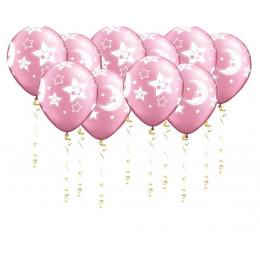 Воздушные шары Ура дочка