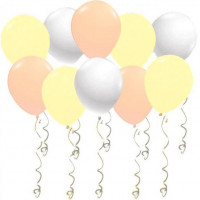 Воздушные шары Ванильная нежность