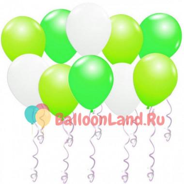 Воздушные шары Весенняя нежность