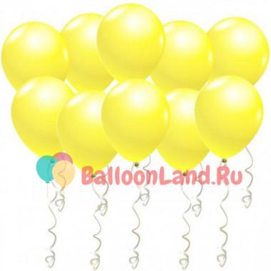 Воздушные шары Желтые