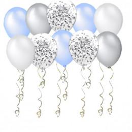 Воздушные шары Зимняя сказка