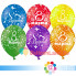 Воздушные шары  'С надписью 8 марта'