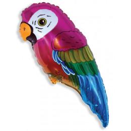 Фигурный шар попугай Ара