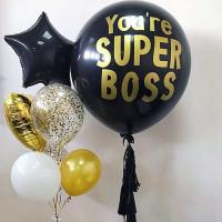 Набор шариков Супер Боссу