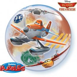 Шар-пузырь Самолёты, все в сборе