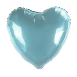 Шар-сердце Голубой
