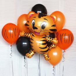 Набор шариков сафари с тигренком