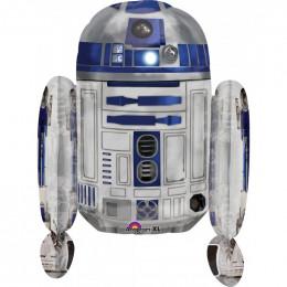 Фигурный шар Робот