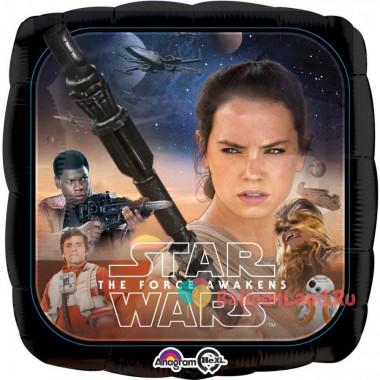 Шар-подушка Звездные войны