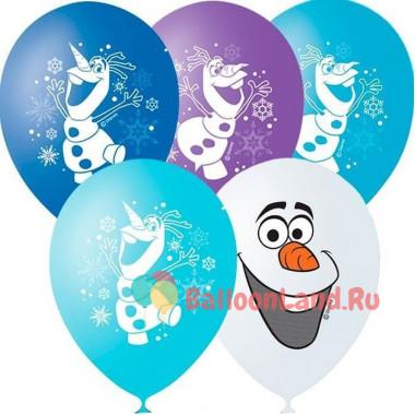 Воздушные шары Олаф