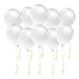 Воздушные шары Белые