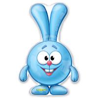 Фигурный шар М/ф Смешарики заяц Крош