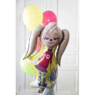 Букет воздушных шаров Лиза Барбоскина