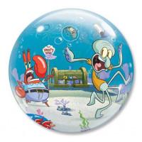 Шар-пузырь Губка Боб  - дополнительное фото #1