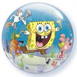 Шар-пузырь Губка Боб