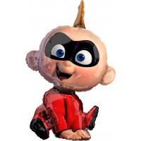 Фигурный шар Малыш Джек-джек из Суперсемейки