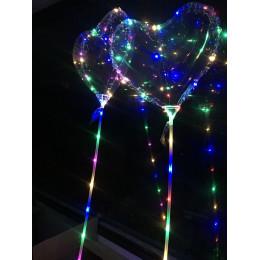 Шар LED Bobo сердце