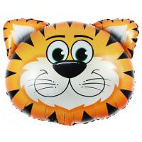 Фигурный шар Тигрёнок (голова)