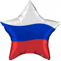 Шар-звезда Российский Флаг