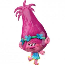 Фигурный шар принцесса Розочка