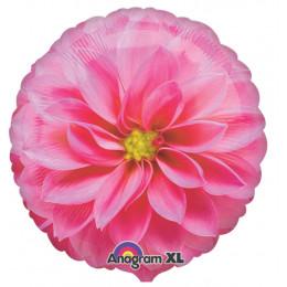 Фигурный шар Розовая Астра