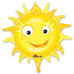 Фигурный шар Солнце