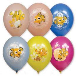 Воздушные шары из латекса В поисках Немо