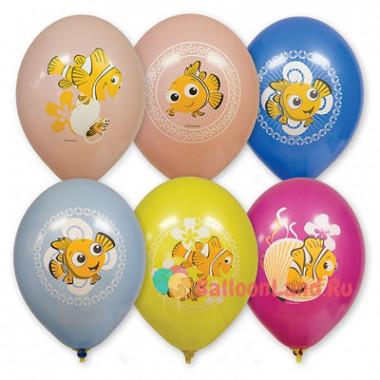 Воздушные шары 'В поисках Немо'
