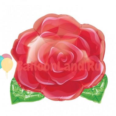 Фигурный шар 'Роза'