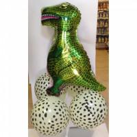Набор шаров с Тираннозавриком