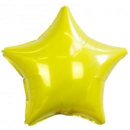 Шар-звезда Желтый