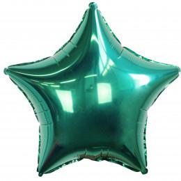 Шар-звезда Зеленый