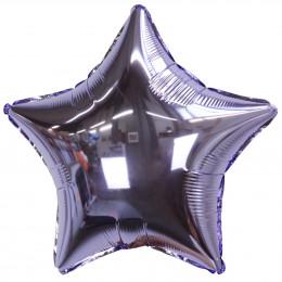 Шар-звезда Сиреневый