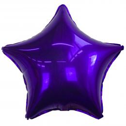 Шар-звезда Фиолетовый