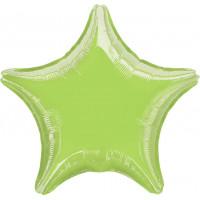Шар-звезда Зеленая (45 см)