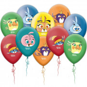 Шары с гелием 'Angry Birds Stella'