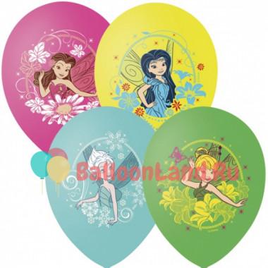 Воздушные шары 'Феи Дисней'