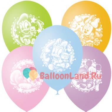 Воздушные шары 'Малыши Дисней'