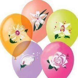 Воздушные шары Цветы