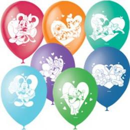 Воздушные шары Герои Дисней и Любовь