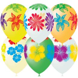Воздушные шары Цветущий сад