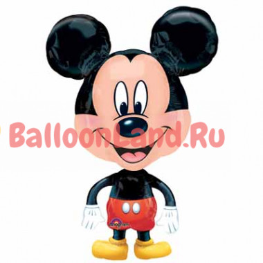 Ходячая фигура 'Микки'