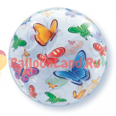 Шар-сфера 'Бабочки'