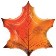 Фигурный шар Кленовый лист