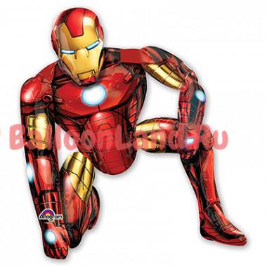 Ходячая фигура 'Железный человек'